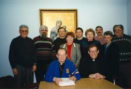 Group photo at St. Vladimir's Council Meeting