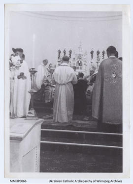 Consecration of B. Maxim