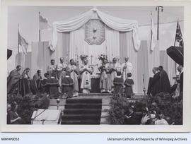 Bishop Maxim's First Episcopal Liturgy