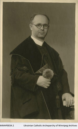 Reverend Doctor Maxim Hermaniuk