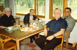 Clergy Retreat Dinner