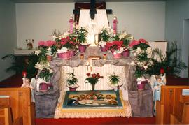 Easter at St. John's Church