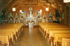 Interior of St. Volodymyr Chapel