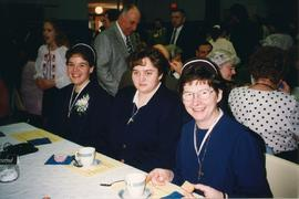 Sisters at IHMS Annual Tea