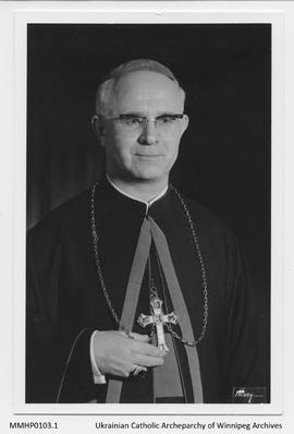 Portrait of Archbishop Hermaniuk