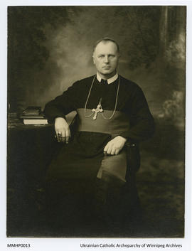Bishop Basil Ladyka, c.1935