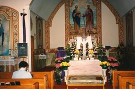 Easter at Sts. Peter and Paul Church