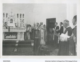 Consecration of Bishop Maxim Hermaniuk