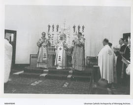 Consecration of Bishop Hermaniuk, CSsR
