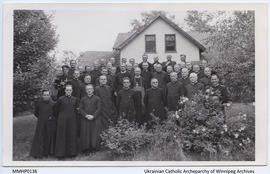 Clergy Group Photo, Ukrainian Park