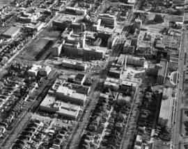 General Hospital Area - Aerial Photograph (1)