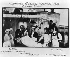 Winnipeg General Hospital Operating Room (1)