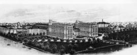 Winnipeg General Hospital Engraving